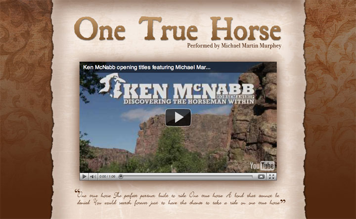 websitedesign_onetruehorse